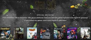 『Splinter Cell』『The Crew』『Prince of Persia』などUbisoftの7タイトルが12月18日まで無料配信中