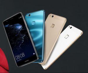 HUAWEIのスマートフォン『 P10 lite』を購入レビュー【1-開封~起動編】