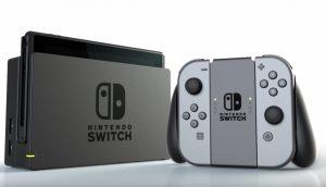 Nintendo Switch全世界販売台数1,000万台突破!!